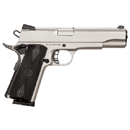 "ARMSCOR RI Tactical .45ACP 8rd 5"" Barrel Nickel"