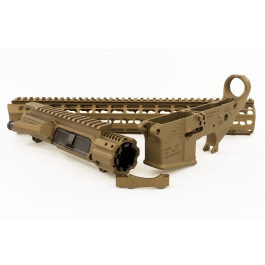 Aero Precision AR15 Builders Set - Burnt Bronze