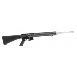"Armalite M15A4 .223REM 20"" Ntnl Match Two Stage Trigger Stainless/Black 10rd 15A4TBN"