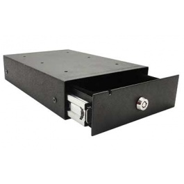 Bulldog One Touch Personal Safe Black