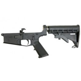 CMMG Lower Complete 308 w/6-Pos Stock