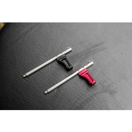 Shooters Element CZ Scorpion Improved Charging Handle - Red