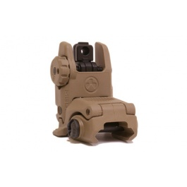 Magpul® MBUS® Rear Flip Sight Gen 2 FDE