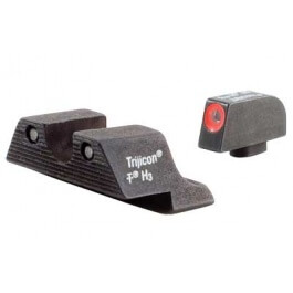 Trijicon HD Night Sights for Glock Orange Outline