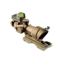 Trijicon Acog 4x32 Red Crosshair .223 RMR