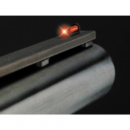TruGlo Metallic Long Bead Shotgun Sight 5-40 Red TRUTG947DRM