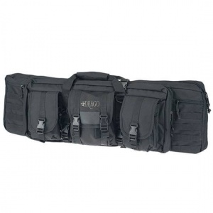 "Drago Gear 36"" Single Gun Case Black, 12-302BL"