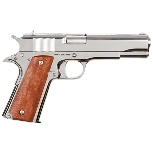 "ARMSCOR RI 1911 .38Super 5"" 8rd Nickel Finish 51814"