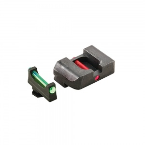 AmeriGlo Target Comp Sight Glock 17/19/22 Green-Red AMGGF401