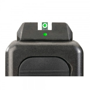 AmeriGlo I-Dot Night Sight Glock 42/43 Green-Green AMGGL105