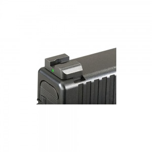 AmeriGlo Tritium Front Sight Glock 20/21 Green-White Outline .272-.18 AMGGL233R