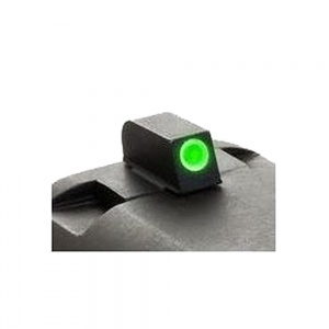 AmeriGlo Green Tritium Front Sight S&W M&P Shield White Outline .420 AMGSW800420