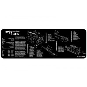 TekMat Rifle Mat AR-15 Black