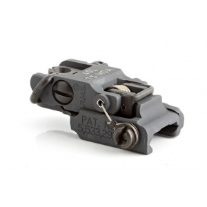 A.R.M.S.® #40™L Low Profile Flip-Up Rear Sight