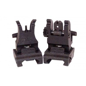 A.R.M.S.® #71L-F/R Set Front & Rear Sight Set