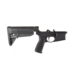 BCM Gunfighter Lower Group Black Blem