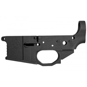Black Rain Stripped Lower Receiver .223REM/556NATO Milled Black Finish BRO-MLR BRO-MLR