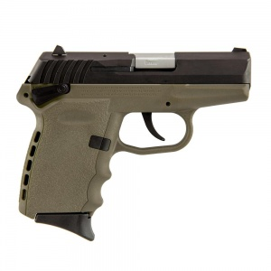 "SCCY CPX-1 9MM 10rd 3.1"" Black/FDE"