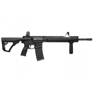 "Daniel Defense M4 5.56NATO 16"" Black 10rd Pkg Bullet Button CA"