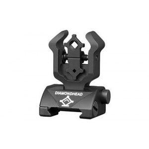 Diamondhead USA  Inc. Diamond Rear Combat Sight™ Black
