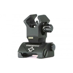 Diamondhead USA  Inc. Auto-Ranger Front Combat Sight Black