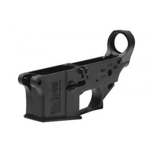 FMK AR-15 Multi-Caliber Lower Receiver Black