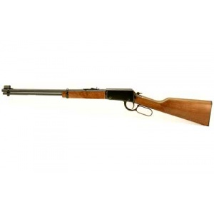 """Henry Lever Action .22MAG 19.25"""" 11rd Blue"""
