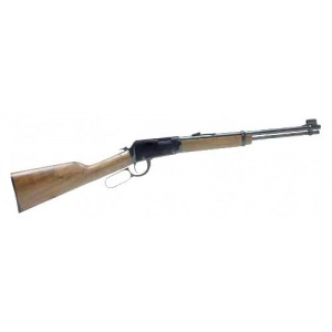 """Henry Lever Action .22LR Youth 16 1/8"""" 15rd Blue"""
