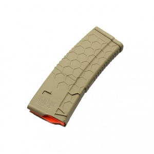 Hexmag Ar-15 magazine - 5.56mm 30rd Flat Dark Earth