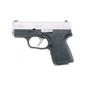 """KAHR CM9 9mm 3"""" Stainless Polymer 1 6rd Mag"""