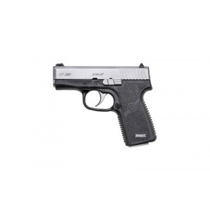 """KAHR CT380 .380ACP 3"""" Stainless 7rd Polymer"""