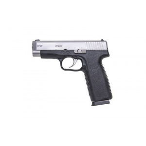 """KAHR CT45 .45ACP 4"""" Stainless 6rd Polymer"""