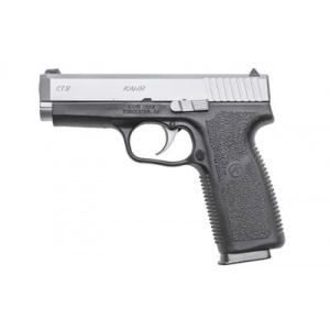 "KAHR CT9 9mm 4"" Stainless Polymer 1 7rd Mag"