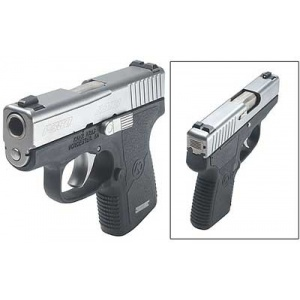 KAHR P380 .380ACP 2.5 Stainless POL 6rd Night Sights