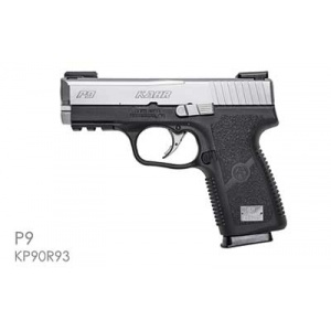 "KAHR Gen2 TP9 9mm 4"" Barrel Stainless 8rd Polymer TP90R93"