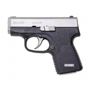 "KAHR CW .380ACP 2.58"" Barrel Stainless Polymer Night Sights CW3833N"