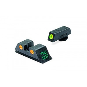 Meprolight TD for Glock 20,21,29,30 Green/Orange MAK10222O