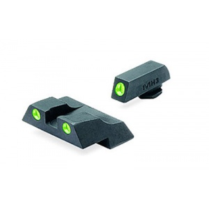 Meprolight TD for Glock 26,27 Green/Green MAK10226