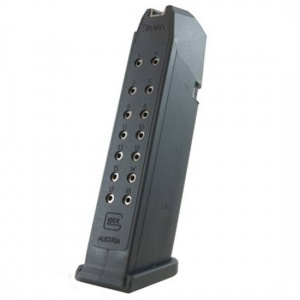 Glock OEM magazine 17/34 9mm 17rd MF17017
