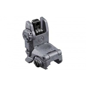 Magpul® MBUS® Rear Flip Sight Gen 2 Gray