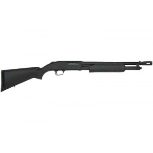 "Mossberg Model 500 Tactical Cruiser 20 Gauge 18.5"" Blue Synthetic Brch"