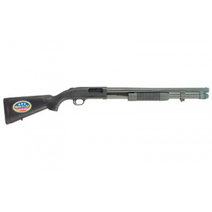 "Mossberg Model 590A1 12 Gauge 20"" Cylinder 8rdPrk Synthetic"