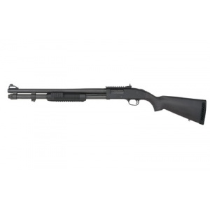 "Mossberg Model 590A1L XSS 12 Gauge 20"" Cylinder Park Synthetic"