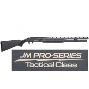 "Mossberg Model 930 JM Pro 12 Gauge 24"" 3"" Chamber 10sh AccuSet Synthetic/Blue"