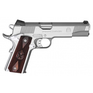 "Springfield Armory Loaded 1911 .45ACP 5"" Barrel Stainless PX9151LPFC"