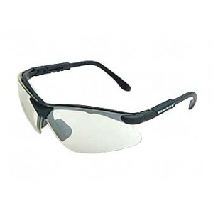 Radians Revelation Safety Glasses Black Frame Ice Lens RV0190CS