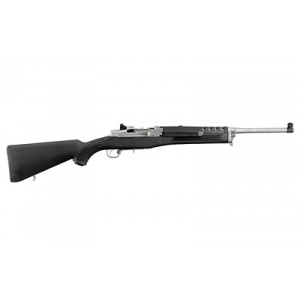 """Ruger Mini Thirty 7.62x39mm 18.5"""" Stainless 5rd"""