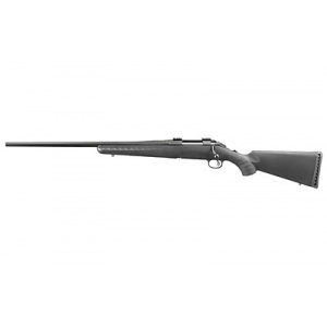 """Ruger American Left Hand .308WIN 22"""" Black 4rd"""