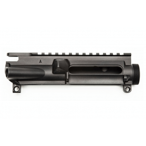 Aero Precision AR15 Stripped Upper Receiver - Anodized Black