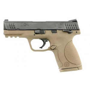 "S&W M&P 45-C 4"" .45ACP Dark Brown 8rd"